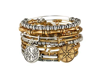 Aly The Brand Alex And Ani Which I Had Never Previously Heard Of Is Becoming Quite Por In Us
