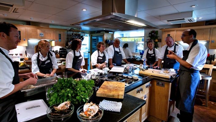 Be or not to be a Restaurateur